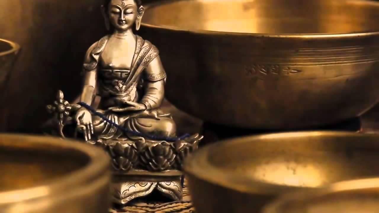 Легенда о происхождении Тибетских поющих чаш