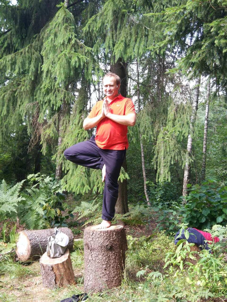 Выездной тренинг с Андреем Липенем 4.08.19 фотоотчет